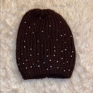 Brown Stocking Hat